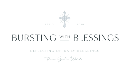 Bursting with Blessings