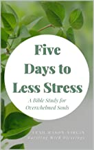 Five Days to Less Stress eBook