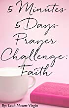 Five Minutes for Five Days Faith eBook