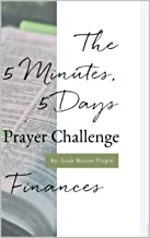 Five Minutes for Five Days Finances eBook