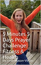 Five Minutes for Five Days Fitness eBook